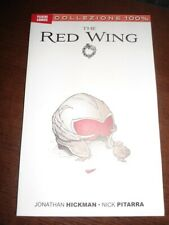 Fumetti volume the red wing