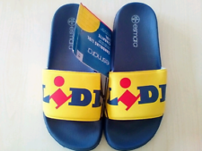 Ciabatte Lidl limited edition numero 39 - nuove