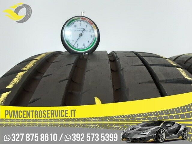 Gomme Usate 225/40/19 93Y Michelin Estive 2