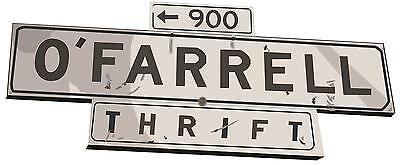 O'Farrell Thrift Shop