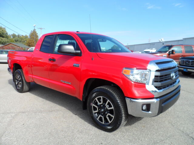 2014 Toyota Tundra Double Cab 4x4 SR5 TRD Off-Road Pkg