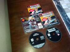 Resident evil director's cut ps1 psx playstation 1a edizione ita