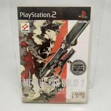 Videogioco ps2 metal gear solid 2 sons of liberty playstation 2