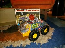 Lunar explorer alps astronave latta perfetta originale japan