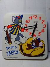 Orologio Goldtime Design TOM E JERRY - mgm 1985