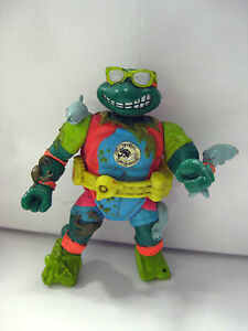 Playmates Toys Mike, the Sewer Surfer Ac...