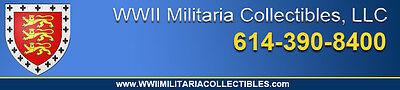 WW2 Militaria Collectibles