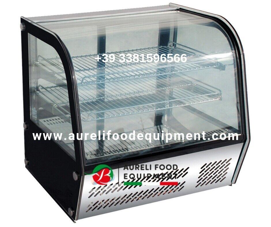 Vetrina refrigerata da banco nuova