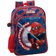 Zaino estensibile americano altezza 40cm spiderman marvel ultimate spi