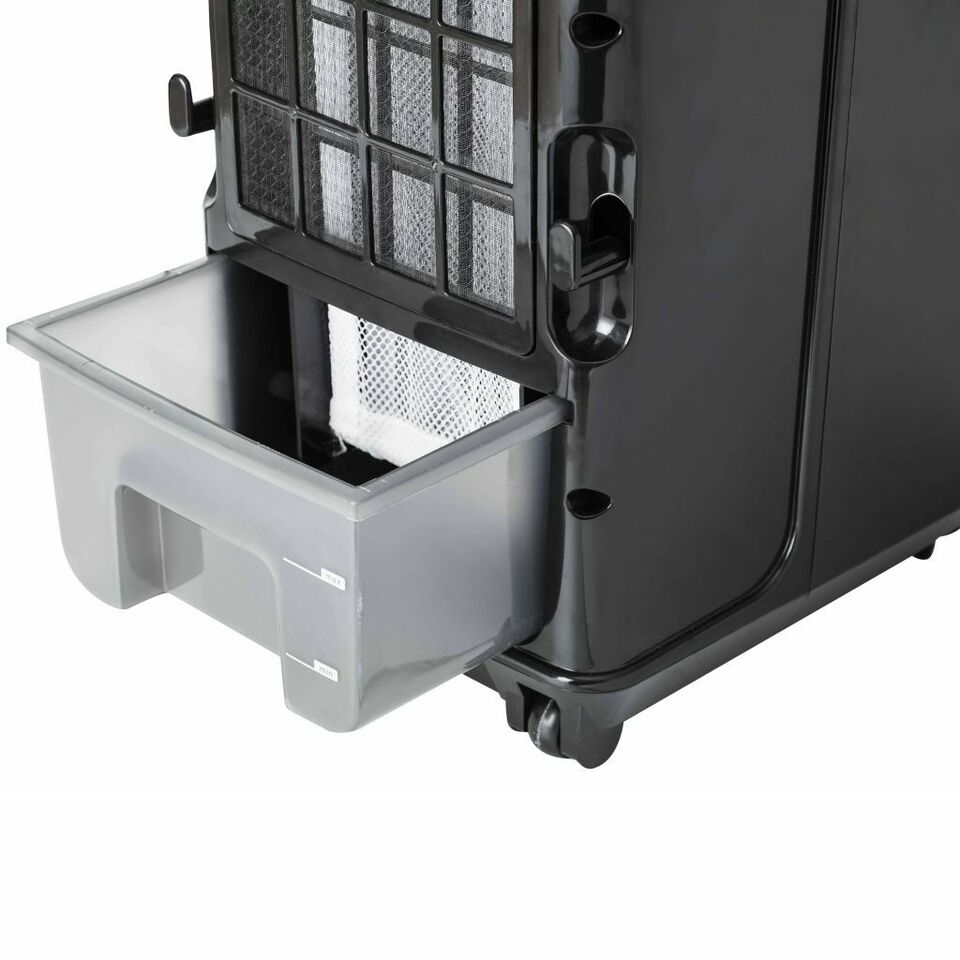 Bestron Climatizzatore Portatile Aria Fredda Nero 70 W 4,5 L AAC5000 3
