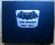 Batman: The Dailies 1943-1946 Kitchen Sink Press 1990 cofanetto