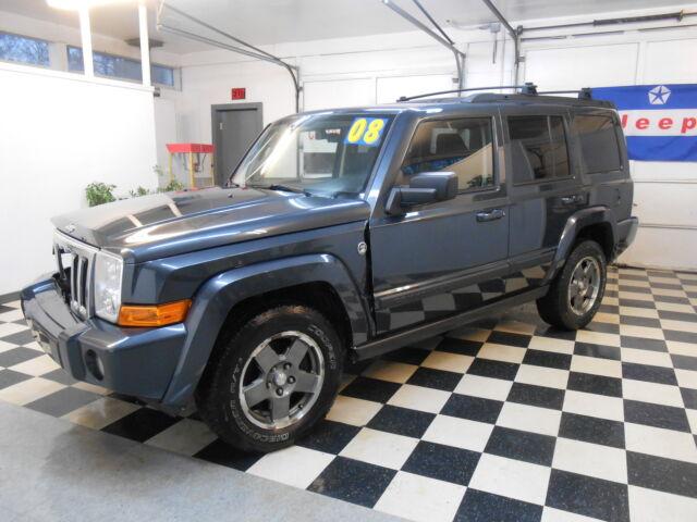 2008 jeep commander no reserve damaged salvage rebuildable used jeep commander for sale in. Black Bedroom Furniture Sets. Home Design Ideas