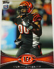 Single Football Trading Cards Marvin Jones