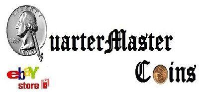 QuarterMaster Coins