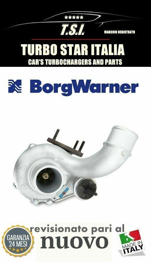 Turbina turbo 53039700055 renault master opel...