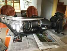 2x fari BMW e60 e61 headlights originali Hella Xenon