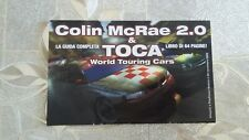 Guida completa Colin McRae 2 e Toca WTC per Playstation PS1