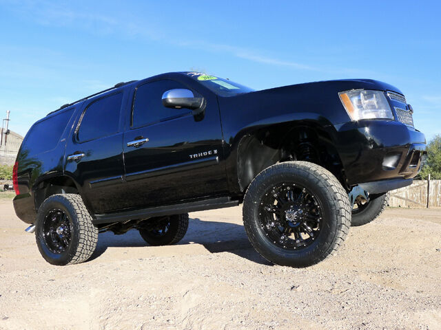 2007 chevrolet tahoe ltz 4x4 used lifted suv for sale html autos post. Black Bedroom Furniture Sets. Home Design Ideas