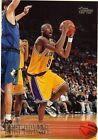 Topps Chrome Kobe Bryant Single Basketball Trading Cards