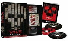 V/H/S Trilogy - Limited Edition Dvd Fuori Catalogo Raro
