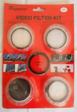 Kit filtri foto-video 49mm: PL - Skylight - Cross - Multi image