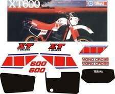 YAMAHA XT600 decal stickers adesivi XT 600 43f