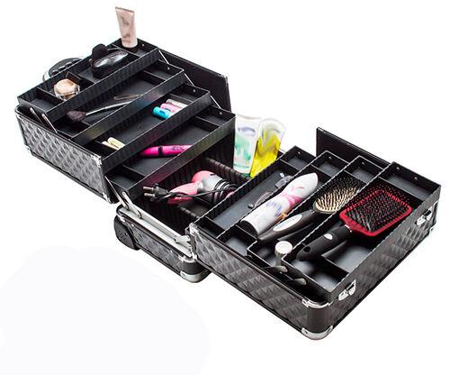Mit Beauty-Cases immer schön unterwegs bleiben!