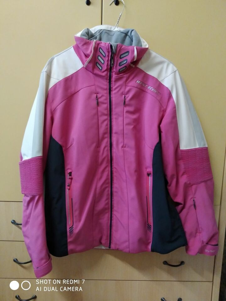 Giacca Sci Donna West Scout tg 48