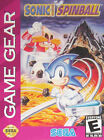 SEGA Sonic Spinball Video Games