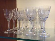 Servizio 12 bicchieri cristallo