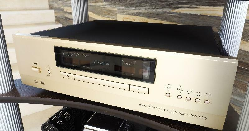 Lettore CD (NUOVO) Accuphase DP-560