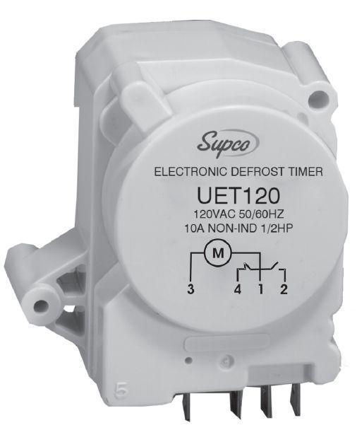 Supco Adjustable Defrost Timer