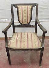Antica sedia Poltroncina liberty