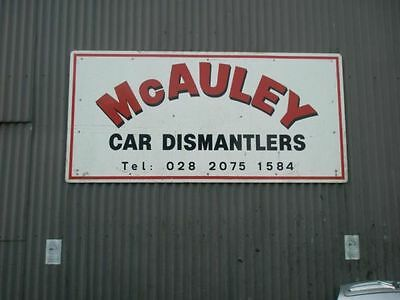 Mc AULEY CAR DISMANTLERS