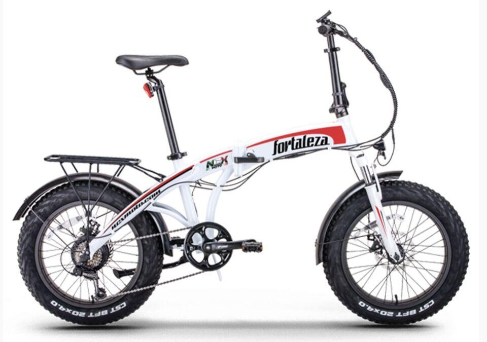 Fat bike fortaleza ebike nuovo 2