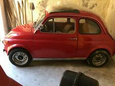 "Francis Lombardi ""My Car"" su base Fiat 500 D"