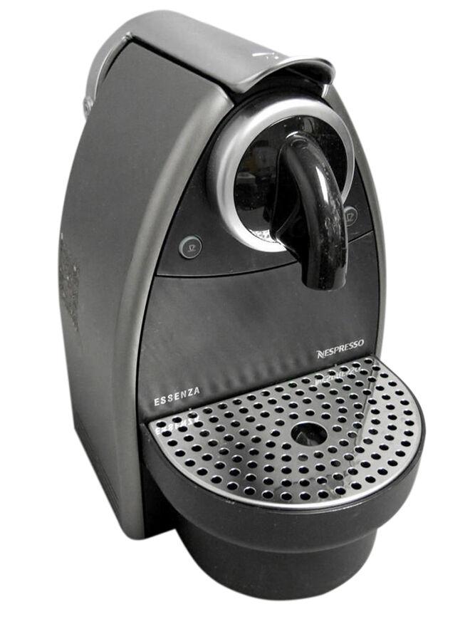 Nespresso ESSENZA C101 Vs. Jura-Capresso MT600 | eBay