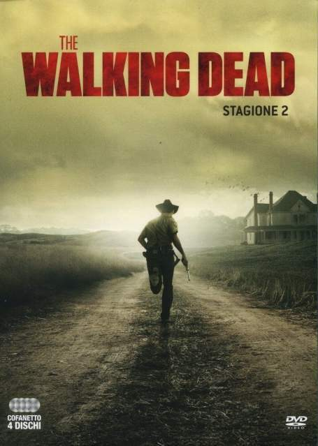 The walking dead - Stagione 2 - DVD