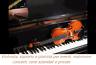 Trio classico (cantante violinista pianista)