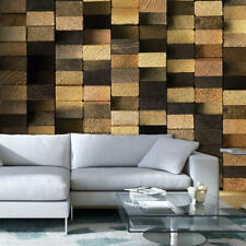 Fotomurale - Protected By The Wooden Weave 50x1000cm Carta Da Parato E