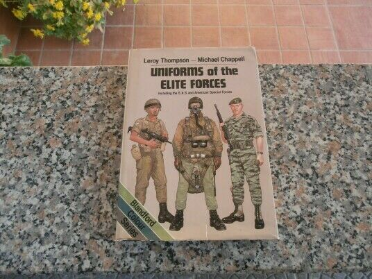 Uniforms of the elite forces - Thompson-Chappell