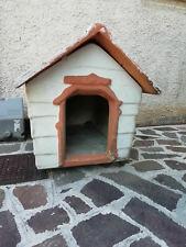 Cuccia in cemento per cane