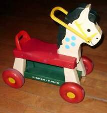 Cavallo Fisher Price vintage