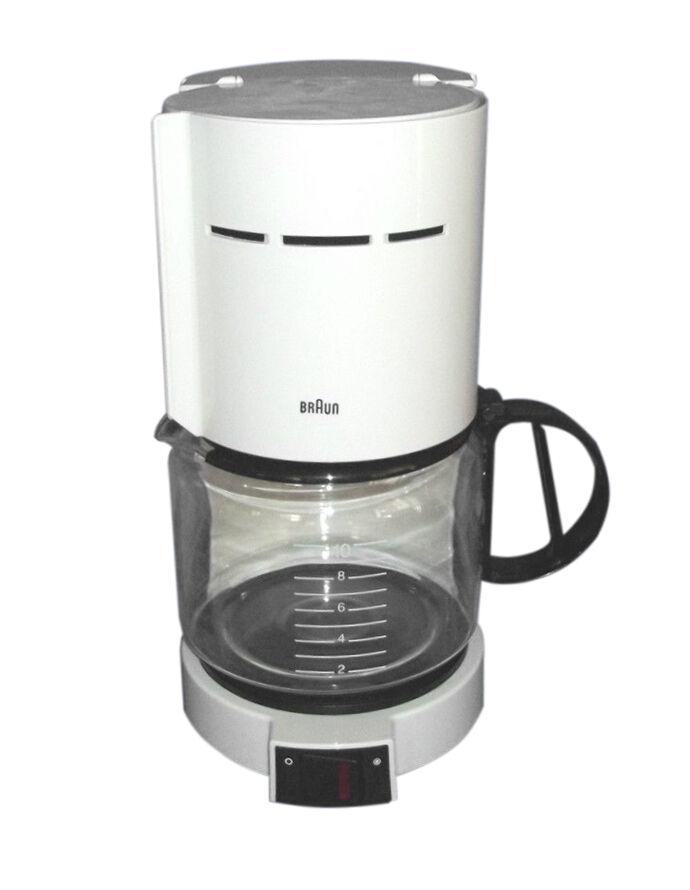 Braun Aromaster Kf 400 Vs Saeco Vienna Plus Ebay