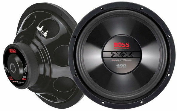 Boss CX8 Chaos Exxtreme 8-Inch 4-Ohm Subwoofer