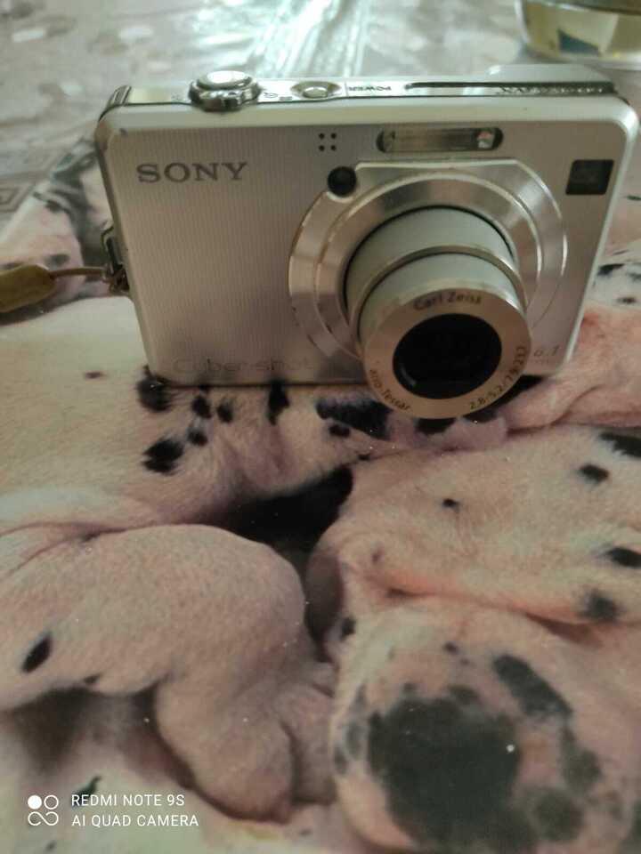 Macchina fotografica sony