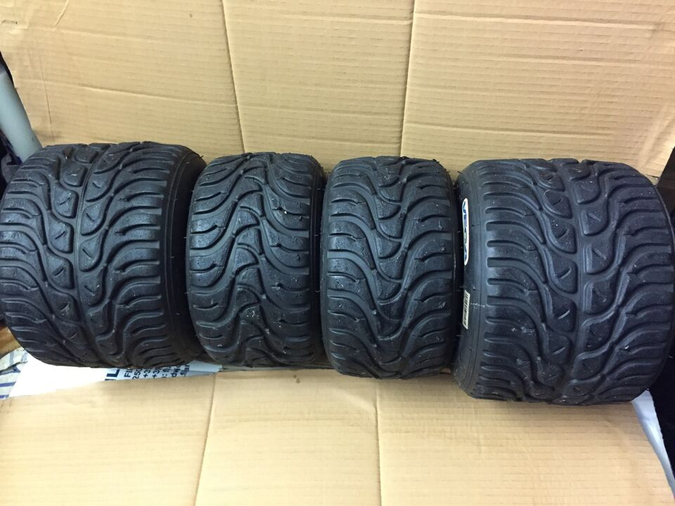 Gomme kart usate 60 100 125 cc 3