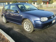Volkswagen golf 4 1.9 tdi 4 motion 2001