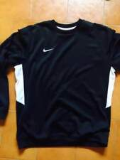Nike calcio running felpa allenamento training top sweat m