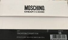 Moschino cheap and chip